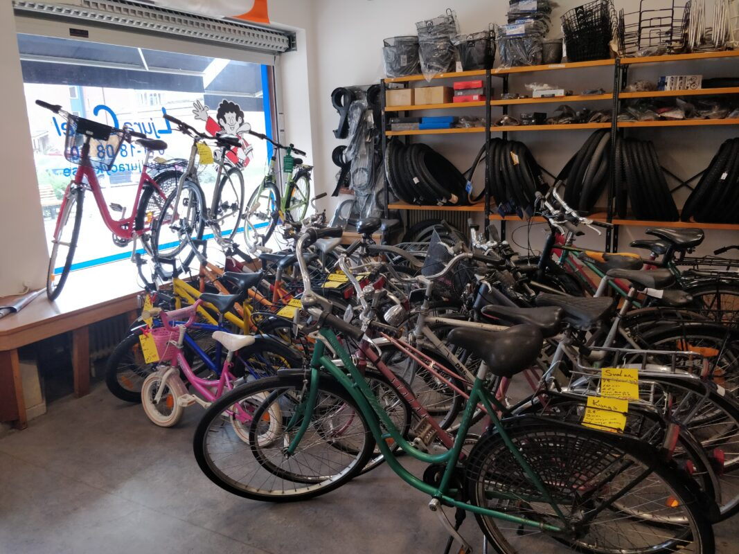 cykelbutik norrköping