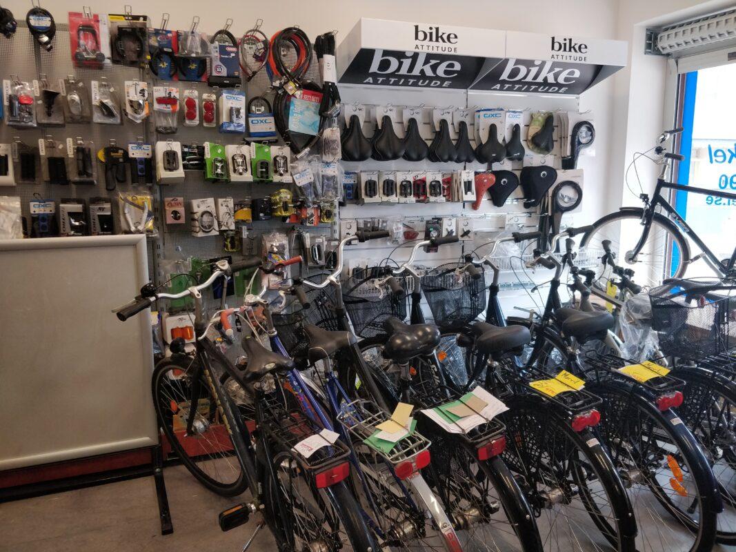 köpa cykel norrköping Laura Cykel