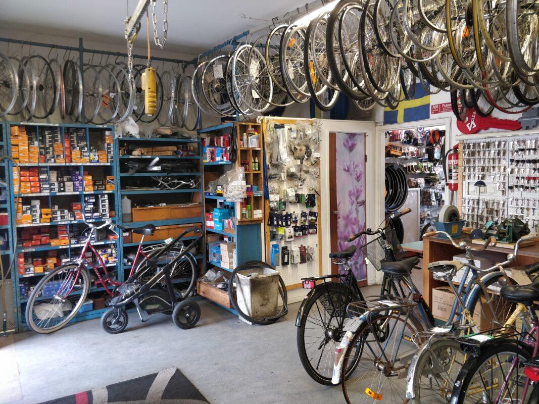 köpa cykel norrköping